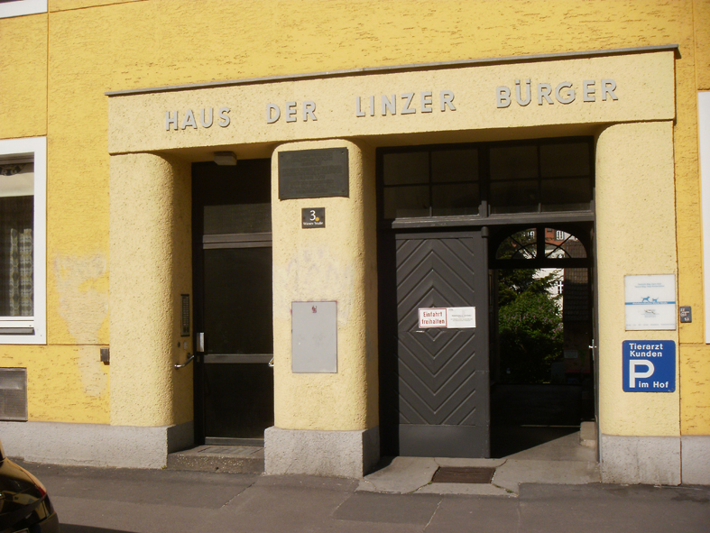 Haus der Linzer Bürger