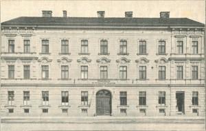 Das Bürgerhaus 1926