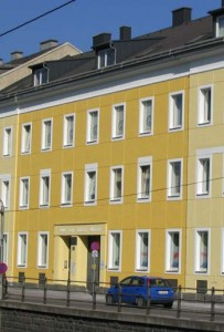 Bürgerhaus in der Wiener Straße
