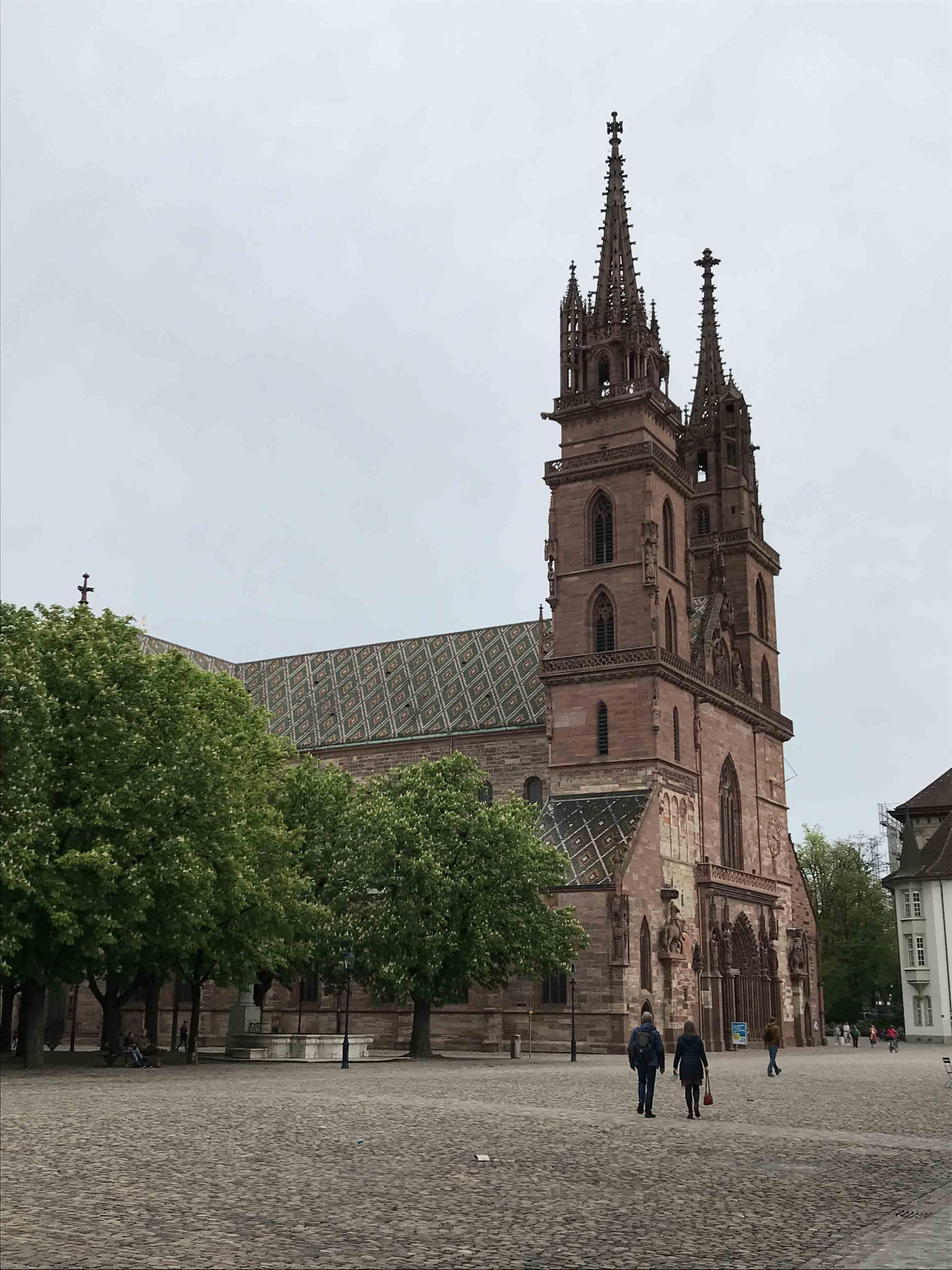 Basler Münster - Ines Rosenhain